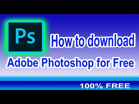 ADOBE PHOTOSHOP   How To Install And Download Adobe Photoshop CS6 - 2020 For Free 100%
