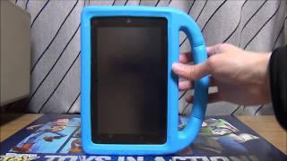 子供におすすめ Amazon Fire 7 タブレット 子供用 耐衝撃ケース