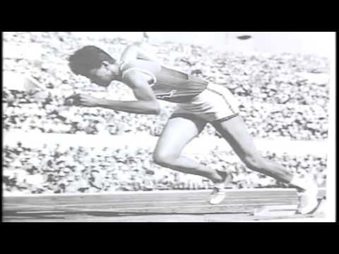 Wilma Rudolph  - Mini Bio