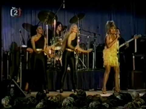 Tina Turner, Prague 1981