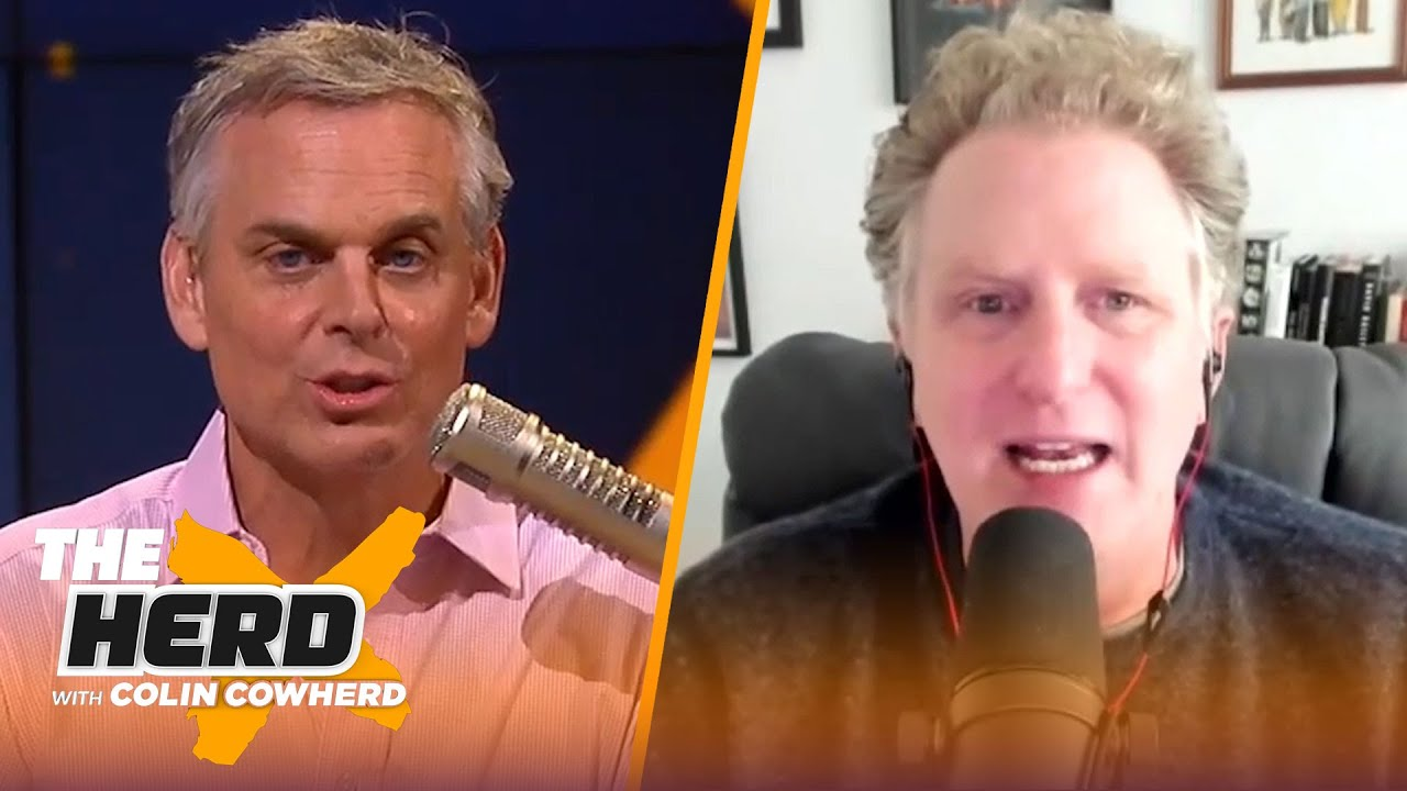 Michael Rapaport on why the Clippers will overcome Lakers, talks Rockets & Melo   NBA   THE HERD