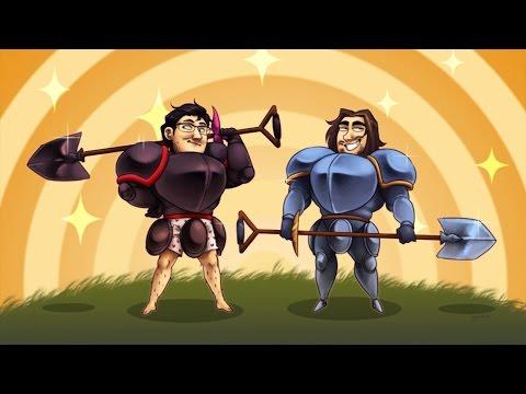 RUST! TURBO DISMOUNT! RAAAAAGE!! | Dream.exe Markiplier Fan Game - Part 2 thumbnail