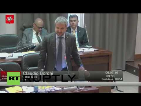 Italy: Tuscany approves resolution for lifting sanctions against Russia
