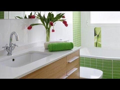 Como decorar um banheiro pequeno youtube for Como remodelar un apartamento pequeno