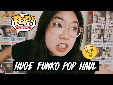 A HUMUNGO FUNKO POP HAUL 😳✌🏻⚡️ (Stranger Things, Disney, Exclusives)