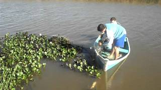Pescaria - Canoa Furada !