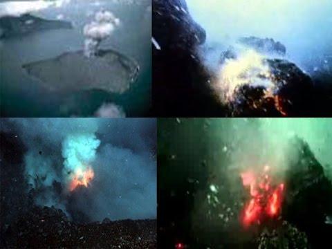 Gunung Berapi Bawah Laut, Ternyata Ada di Alquran, ini Ayatnya