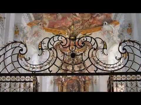 Rott am Inn - Ehem. Klosterkirche St. Marinus und Anian