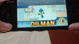 Mega Man Powered Up PSP