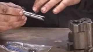 Massey Ferguson 35 Hydraulics DVD Trailer