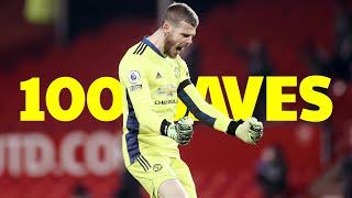 100 Best Goalkeeper Saves Of 2020\/2021 Season