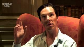 Benedict Cumberbatch talks