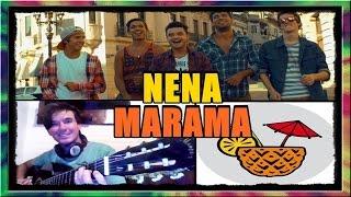 NENA - MARAMA (Tutorial Acústico Cover Acordes) ◄RASTALEX!