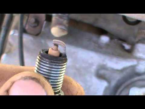 Как выглядит свеча зажигания при нормальной работе двигателя