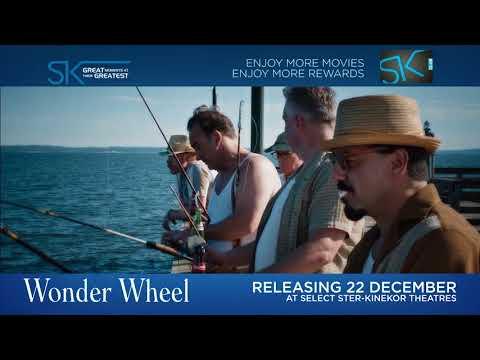 Wonder Wheel Trailer