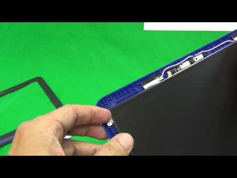 Dell Inspiron 11 i3162 Laptop Screen Replacement Procedure