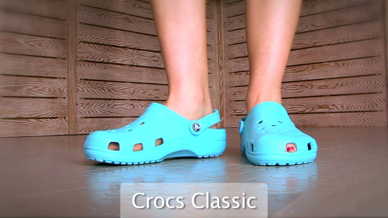 Crocs CLASSIC Turquoise mIKIckGk4