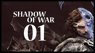 Middle-earth: Shadow of War (Gameplay Let's Play Walkthrough)