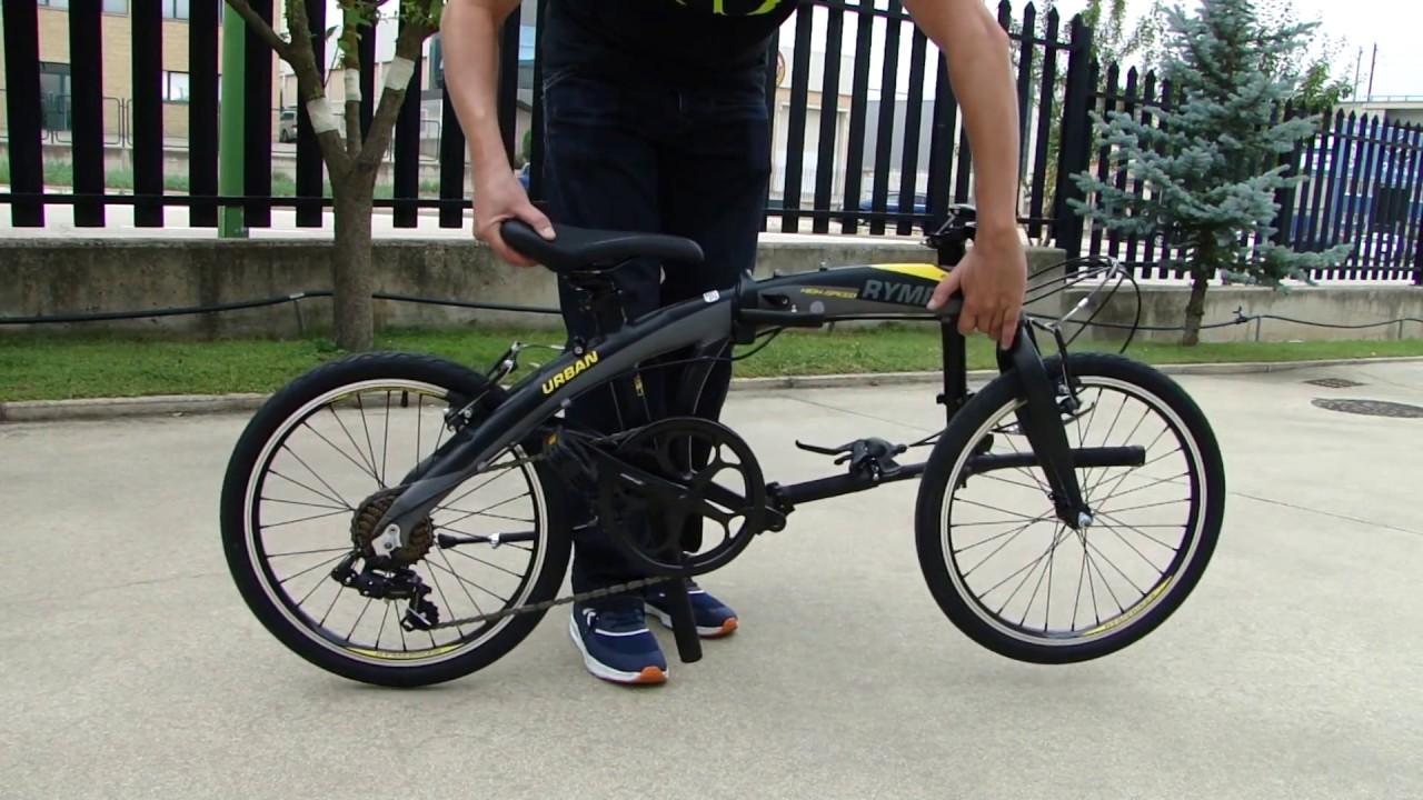 Bikes Gris Ii Ryme Urban 20 Plegable Bicicleta 34L5jAR