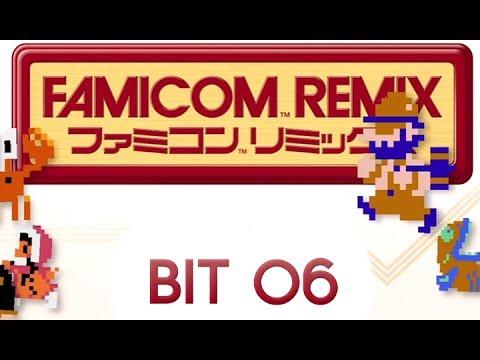 [Famicom Remix] NICE SHOT! [Bit-06]