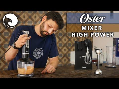 AVALIAÇÃO de MIXER Oster QuadriBlade HIGH POWER | Harpyja