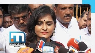 Never Tried To Spoil Malayalam Cinema: Remya Nambeesan| Mathrubhumi News