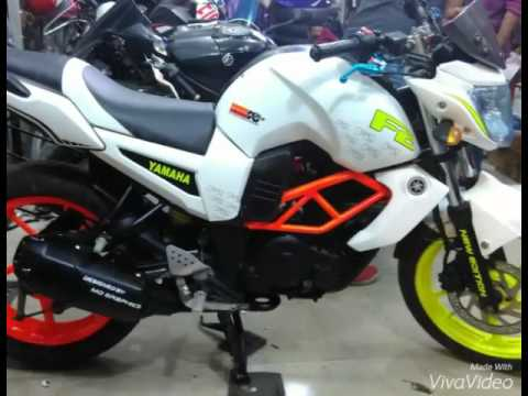Fz 16 Modified India Best First Bike Modified Youtube
