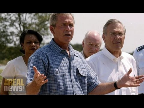 Why Didn't Bush/Cheney Attack Iran and Can Obama Make and Sell a Deal? -- Gareth Porter (3/3)