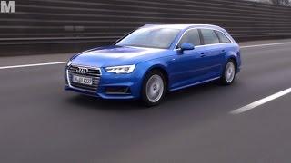 NEU: Audi A4 Avant 3.0 TDI Quattro