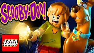 LEGO Dimensions Walkthrough PART 21 SCOOBY DOO LEVEL / UNMASKING THE VILLAIN