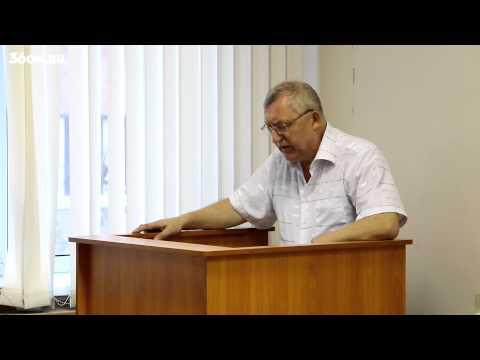 Владимир Тулупов на защите Галины Золиной в ВГУ