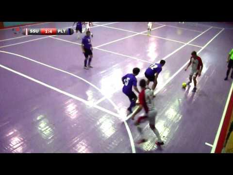 Обзор матча 1/2 финала: Playtika - Spilna Sprava United #itliga13