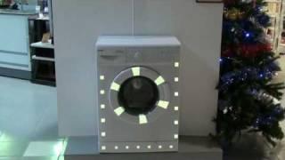 Проекция на Стиральную машину(Для рекламных целей сделали проекцию на стиральную машину..., 2009-05-29T21:18:31.000Z)