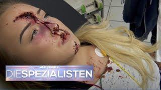Tödliche Sucht: Versteckt sie ihre Bulimie wieder? | Auf Streife - Die Spezialisten | SAT.1 TV