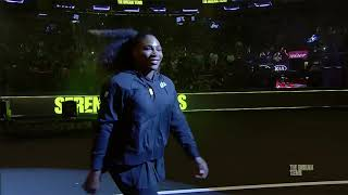 TBT New York - What a reception for Serena Williams