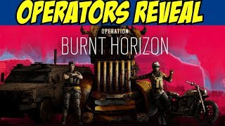 Rainbow Six Siege Operation Burnt Horizon Australian Gridlock Mozzie Gadgets & Map