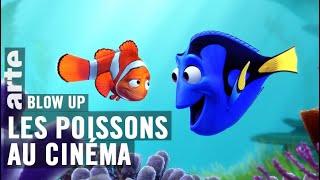 Les Poissons au cinéma - Blow Up - ARTE