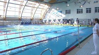 Первый день ПФО по плаванию