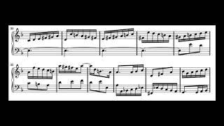Mockup Monday - Bach Invention No  4