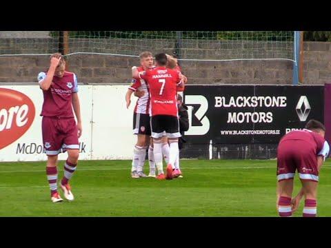 Drogheda Derry City Goals And Highlights