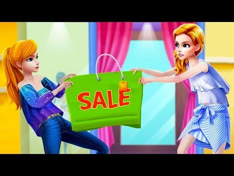 Black Friday Shopping Mania - Fashion Mall Game For Girls By Coco Play TabTale