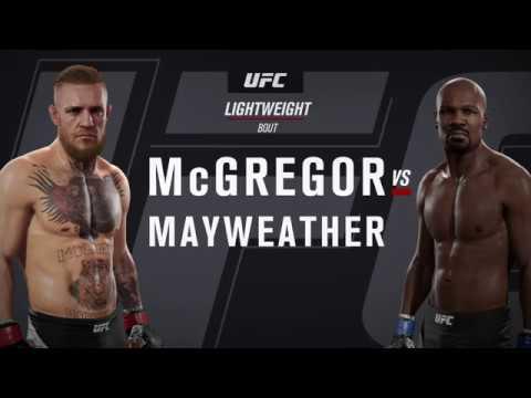 Floyd Mayweather Jr. vs. Conor McGregor EA SPORTS™ UFC® 2