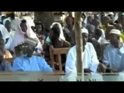Entire Village Accepted Islam in Togo Africa.
