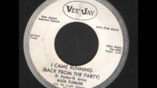Wade Flemons - I came running (back form the party) Popcorn Soul.wmv