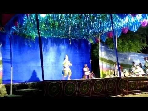 Chhau dance at bhanderisai - seraikela part 9
