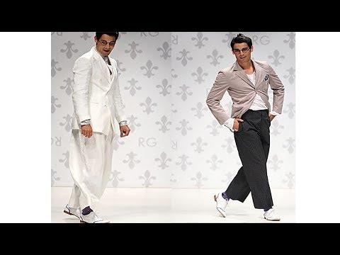 Romeo Gigli Show  Milano fashion week / Angel Lopez