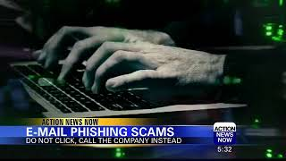 Watch Out for Email Phishing Scams This Holiday Season
