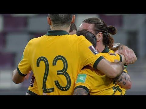 Australia China Goals And Highlights