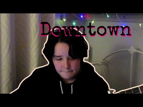downtown - majical clouds (cover)