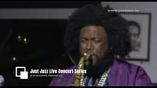 The Terrace Martin 5AM Blues with Kamasi Washington, Terrace Martin, Eric Harland, Gerald Clayton...